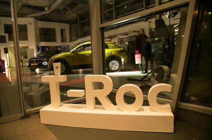 Autokomerc Komision predstavio novi T-Roc
