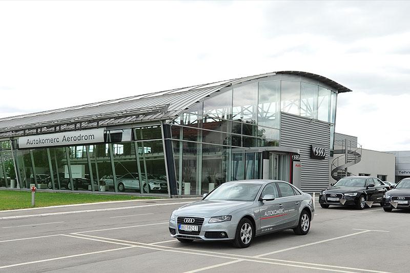 Otvoren novi Audi salon, jedan od najvećih u Evropi