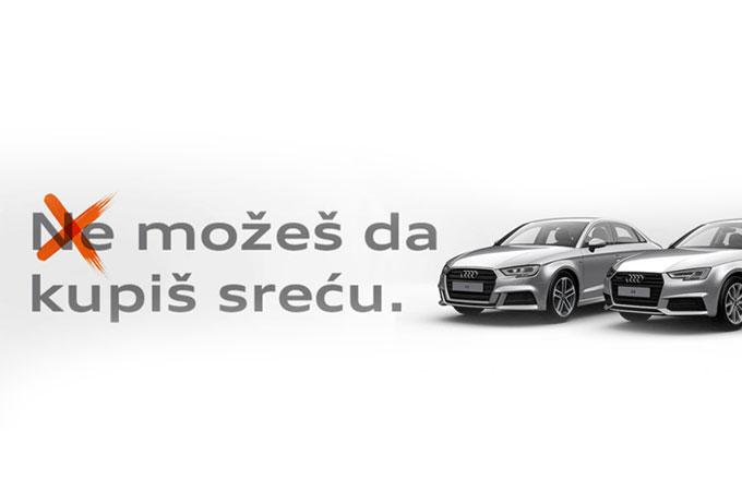 Specijalna akcija za Audi Limuzine A3, A4 i A6