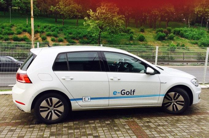 Promocija novog Golfa u Autokomerc Komisionu